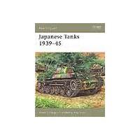 137,Japanese Tanks 1939 - 1945