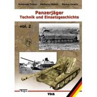 Panzerjäger-Technik und Einsatzgeschichte Band 2