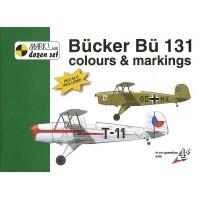 Bücker Bü 131 Camouflage & Markings