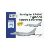 Eurofighter EF-2000 Typhoon Colours & Markings