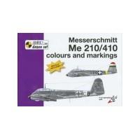 Messerschmitt Me 210/410 Colours & Markings