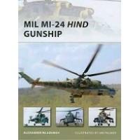 171,Mil Mi-24 Hind Gunship