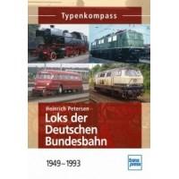 Loks der Deutschen Bundesbahn 1949-1993