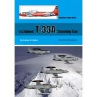88,Lockheed T-33 A Shooting Star