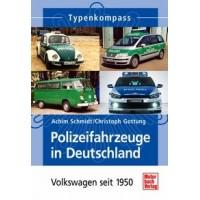 Polizeifahrzeuge in Deutschland - Volkswagen seit 1950