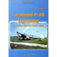 4,Lockheed P-38 Lightning in Italian Service 1943-1955
