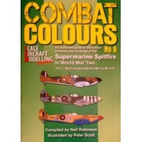 8,Supermarine Spitfire in World War Two Vol.1:Merlin-Engined Marks (Mk i to Mk XVI)