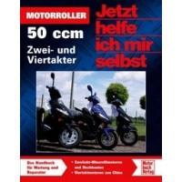 Motorroller - 50 ccm,Zwei und Viertakter