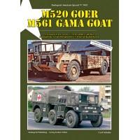 3018,M520 Goer M561 Gama Goat