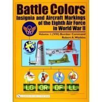 Battle Colors Vol.1: VIII Bomber Command