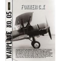 5,Fokker C.X