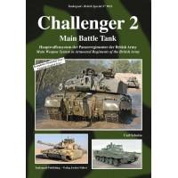 9021,Challenger 2 Main Battle Tank