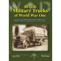 British Military Trucks of World War One