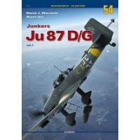 54,Junkers Ju 87 D/G Vol.1