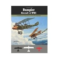 Rumpler Aircraft of WW I