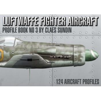 Luftwaffe Fighter Aircraft Profile Book No.3