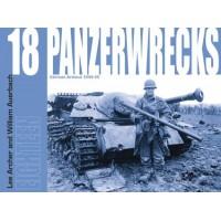 Panzerwrecks 18 - German Armour 1944/45