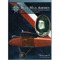 The Blue Max Airmen Vol.5 : Manfred von Richthofen