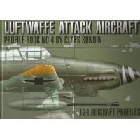 Luftwaffe Attack Aircraft Profile Book No.4