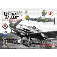 Luftwaffe Gallery JG 77 Special Album 1938 - 1945