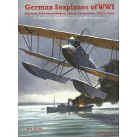 German Seaplanes of WW I - Sablatnig,Kaiserliche Werften,Lübeck-Travemünde,LTG & Oertz