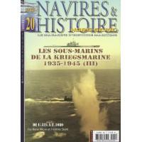 20,Les Sous-Marins de la Kriegsmarine 1935 - 1945 (III)