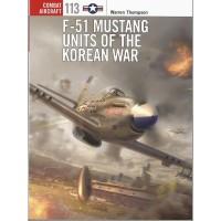 113, F-51 Mustang Units of the Korean War