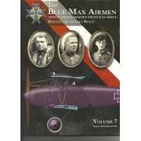The Blue Max Airmen Vol.7:Bernert,Schaefer,Wolff