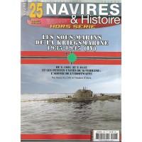 25,Les Sous-Marine de la Kriegsmarine 1935 - 1945 (IV)