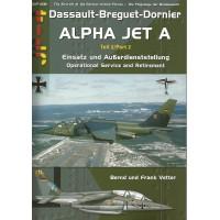 8,Dassault-Breguet-Dornier Alpha Jet A Teil 2:Einsatz und Außerdienststellung