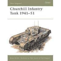 4, Churchill Infantry Tank 1941 - 1951
