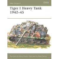 5, Tiger 1 Heavy Tank 1942 - 1945