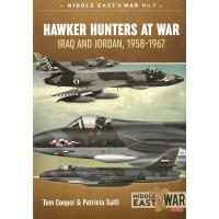 7, Hawker Hunter at War Iraq and Jordan , 1958 - 1967