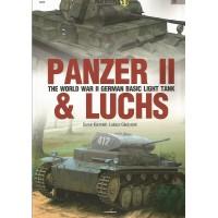 25,Panzer II & Luchs - The World War II German Basic Light Tank