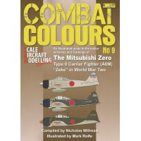 """9,The Mitsubishi Zero Type 0 Carrier Fighter (A6M) """"ZEKE"""" in World War Two"""