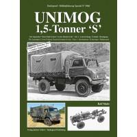 """5066, Unimog 1,5 - Tonner """"S"""" Teil 1"""