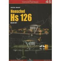 45, Henschel Hs 126 A-0,A-1,B-1