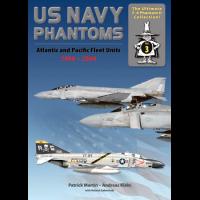 3, US Navy Phantoms - Atlantic and Pacific Fleet Units 1960 - 2004
