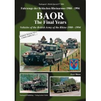 9006, BAOR - Fahrzeuge der Britischen Rheinarmee 1980 - 1994