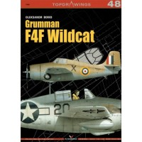 48, Grumman F-4F Wildcat