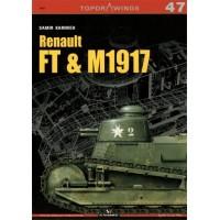 47, Renault FT & M1917