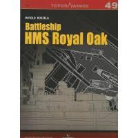 49, Battleship HMS Royal Oak