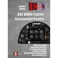 RAF WW II Fighter Instrument Panels