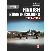 Finnish Bomber Colours 1939 - 1945