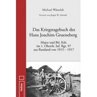 Kriegstagebuch des Hans Joachim Grueneberg