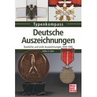 Deutsche Auszeichnungen - Staatliche und zivile Auszeichnungen 1919 - 1945