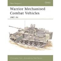 10, Warrior Mechanised Combat Vehicle 1987 - 1994