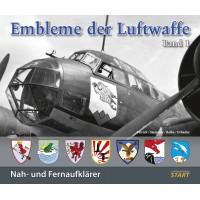 Embleme der Luftwaffe Band 1 : Nah- und Fernaufklärer