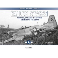 Fallen Stars 1 :Crashed,Damaged & Captured Aircraft of the USAAF