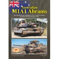 8008, Australian M1A1 Abrams